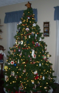 The Christmas Tree:)