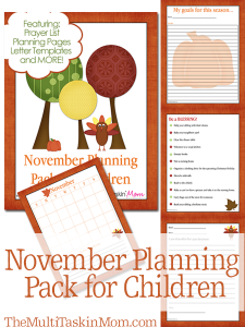 November-Planning-Pack