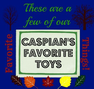 Caspian's favorite things