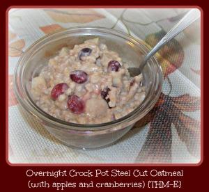 Overnight Crock Pot