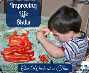 Improving Life Skills, One Week at a Time