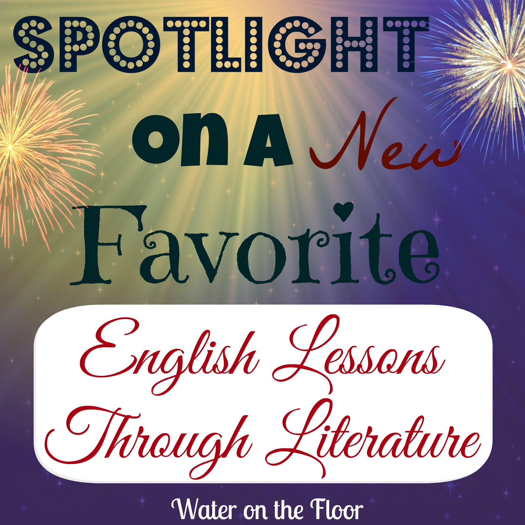 english through literature History curriculum with the best literature available, study guides to make each program easy to use, and the guarantee your history studies will come alive.