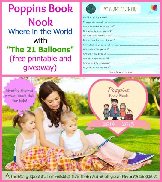 Poppins Book Nook (March 2014)
