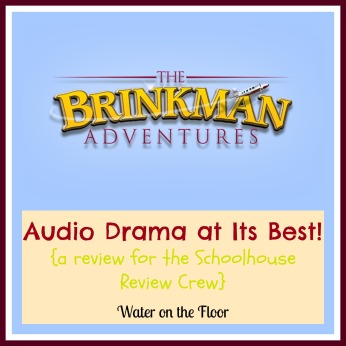 The Brinkman Adventures 4CD'S 5 Hours of Audio Season 3 12 Action Episodes
