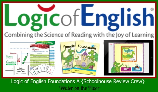 Logic of English Foundations A