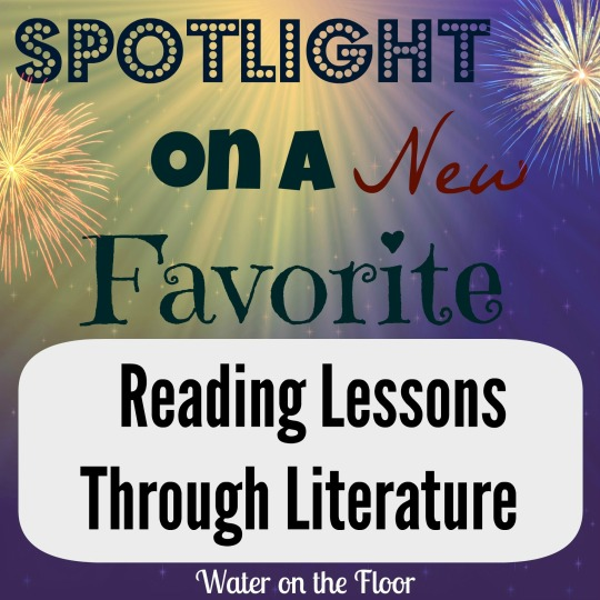 Spotlight on a New Favorite: Reading Lessons through Literature